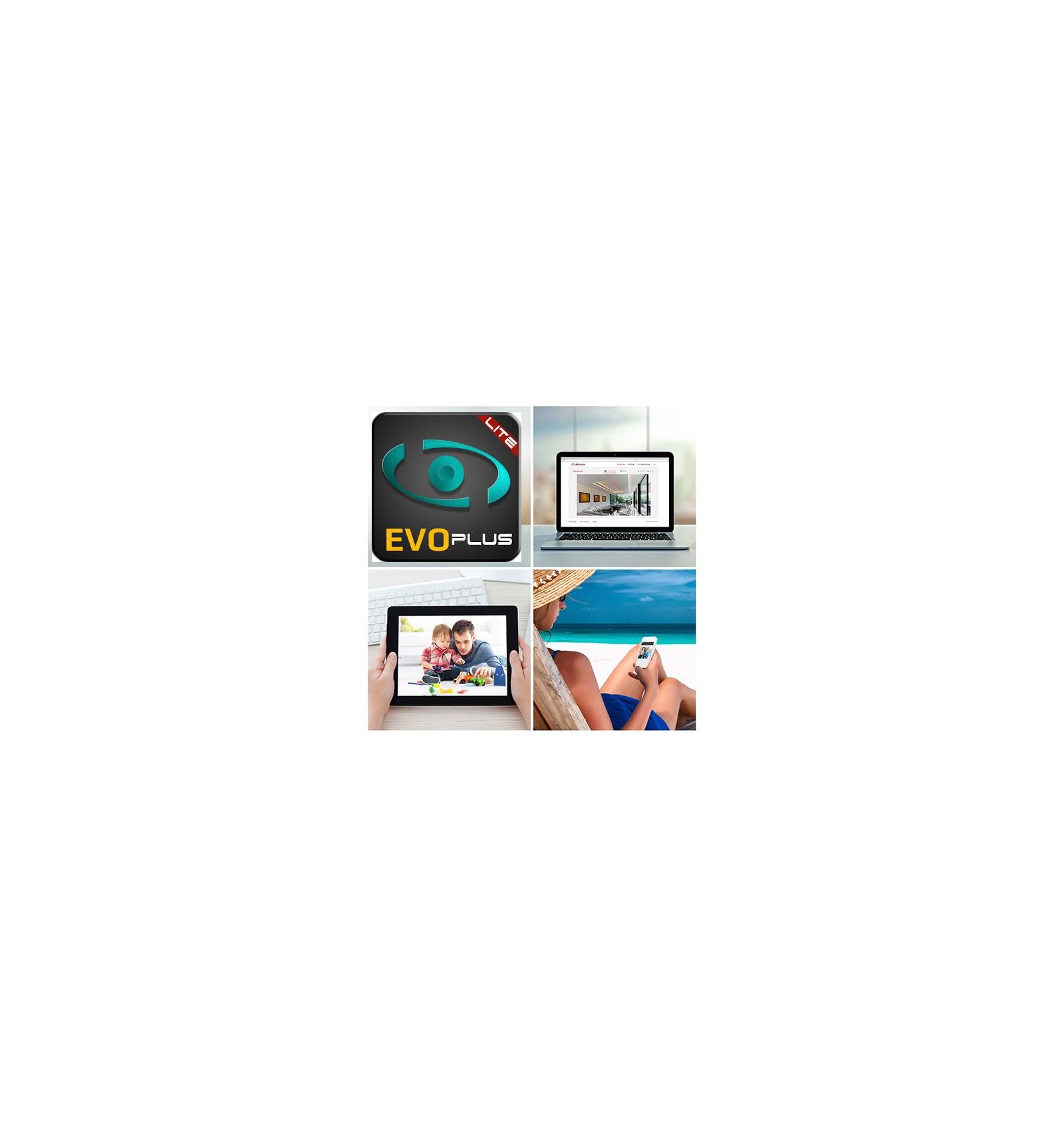 Kit interior de videovigilancia barato de camaras de vigilancia - Kit de interior ...