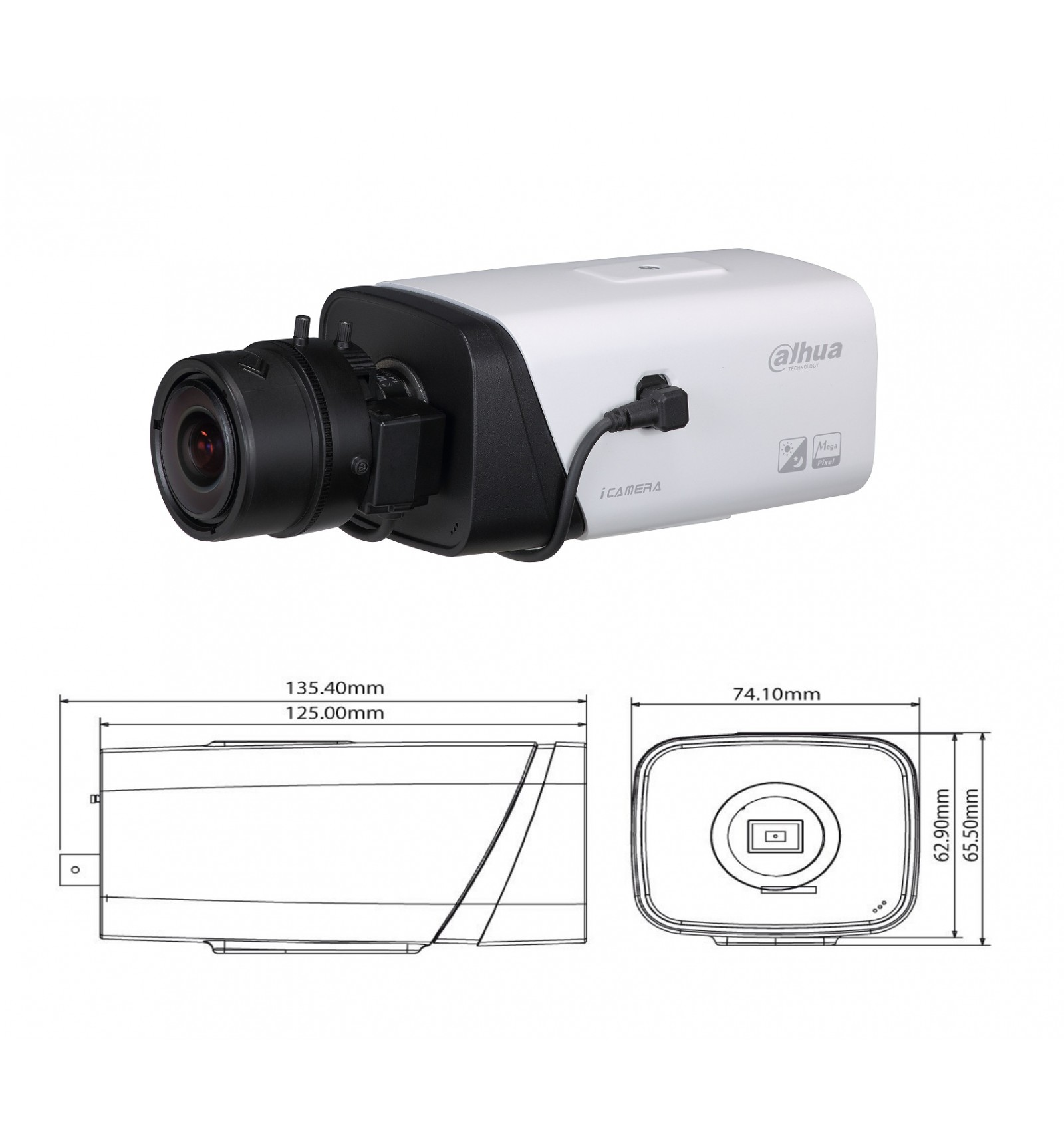 Camara de vigilancia box ip sin optica resoluci n hasta - Camaras de vigilancia ip ...