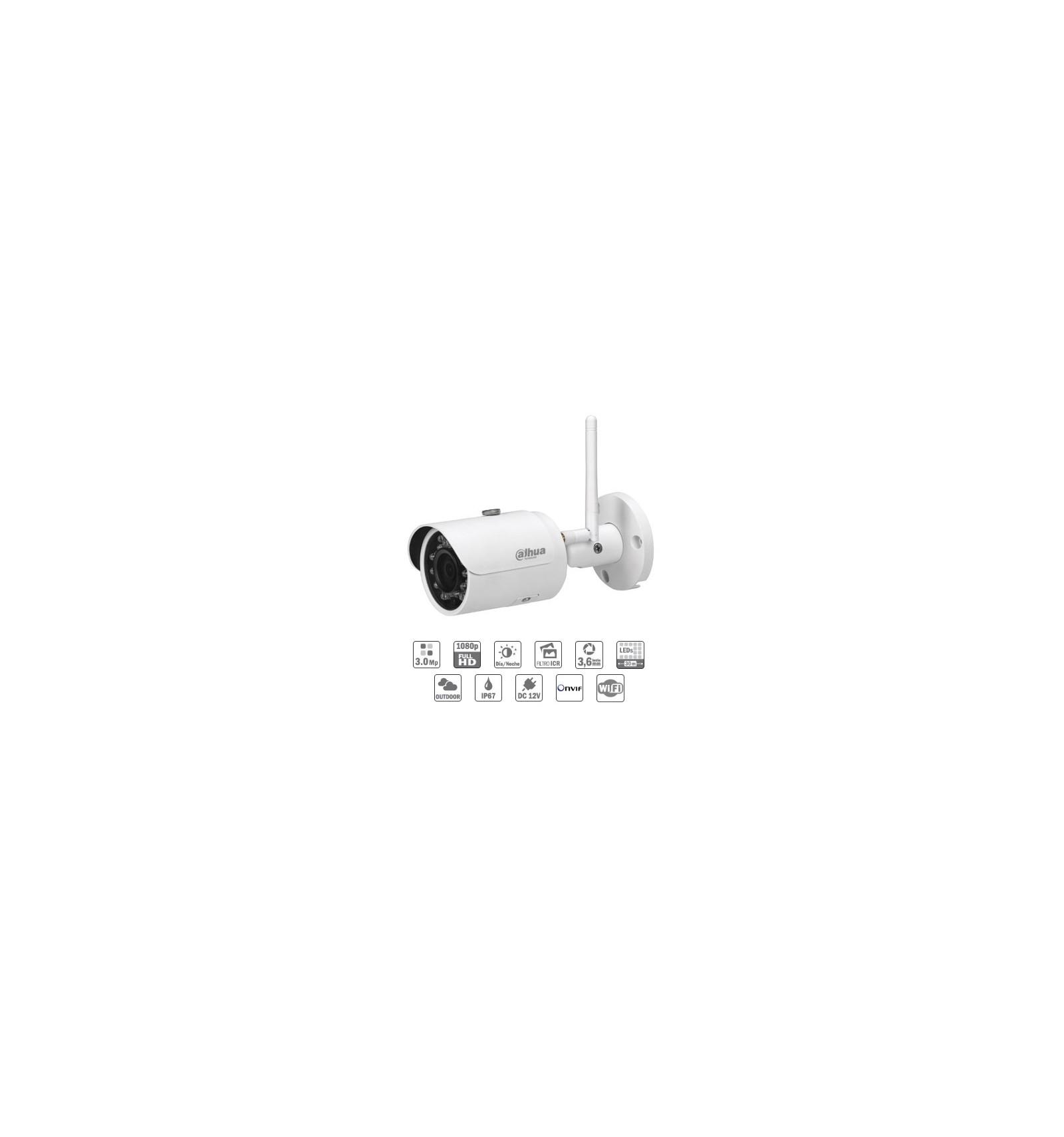 Camara de vigilancia ip tubular exterior wifi y - Camara de vigilancia ip wifi ...