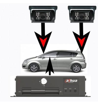 kit de camaras para coche carevr01