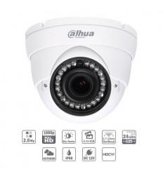 Camara de vigilancia Domo HDCVI 2M 1080P DN ICR IR30m 0Lux 2.7-12 VF IP66