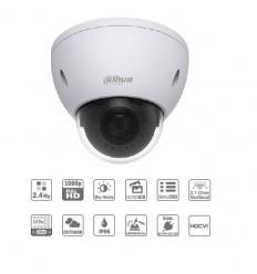 Camara de vigilancia exterior Domo HDCVI 2M 1080P DN ICR IR30m 0Lux 2.7-12AI VFM IP66 IK10 Audio Alarma Dual