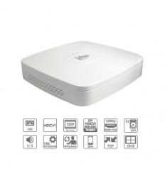 Grabador HíbridoDVR Tríbrido 4 canales 1080N/720P@25ips +1IP 1HDMI 1HDD