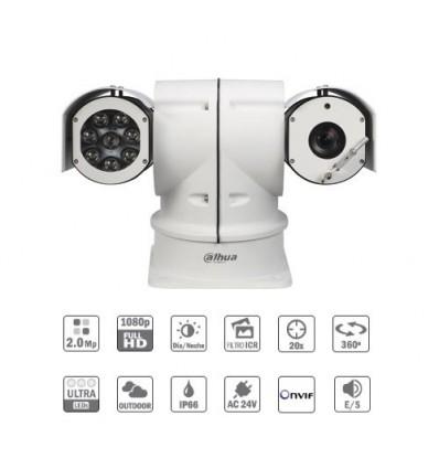 Camara de vigilancia ptz ip limpiaparabrisas y leds ir - Camaras de vigilancia ip ...