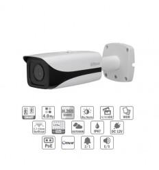 Camara de vigilancia Tubular IP H265 4M DN SMART WDR 3D-NR IR50m 2.7-12VFM IP67 PoE