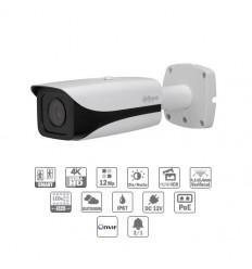 Camara de vigilancia Tubular IP 12M 4K DN SMART dWDR 3D-NR IR50m 4.1-16.4VFM IP67 PoE