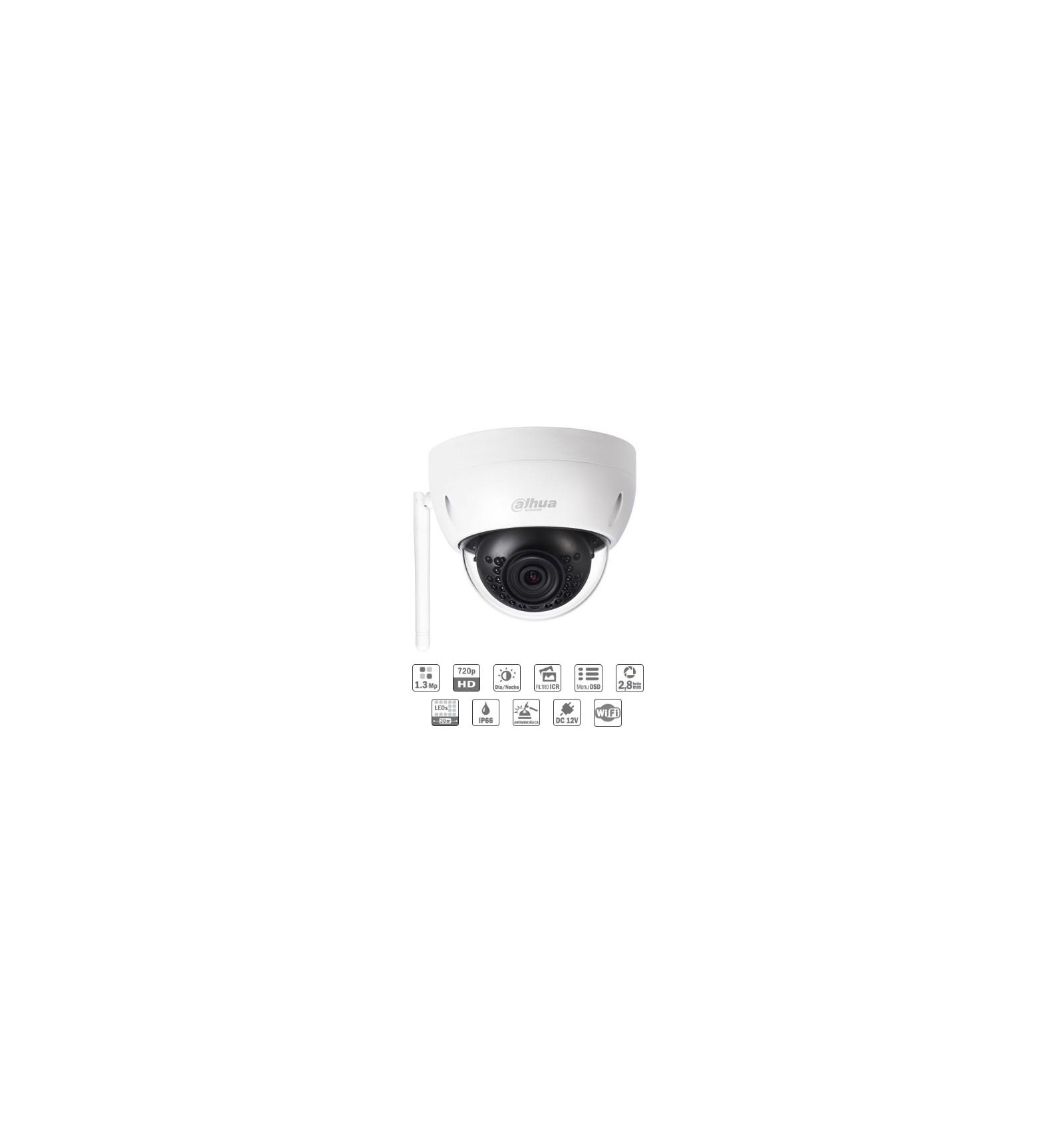 Camara de vigilancia domo ext ip con wifi y resolucionl 1 - Camaras de vigilancia ip wifi ...