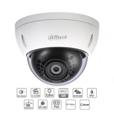 Camara de vigilancia domo IP 3M DN 3D-NR IR30m 2.8mm IK10 IP67 PoE