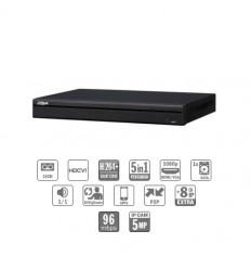 Grabador pentahibrido DVR 5EN1 16ch 1080P@12ips +8IP 5MP 1HDMI 1HDD