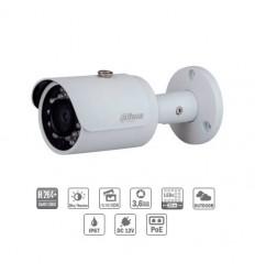 Camara de vigilancia Tubular IP 4M QHD DN dWDR 3D-NR IR30m 3.6mm IP67 PoE CFEX-IPC-HFW1420S