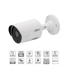 Camara de vigilancia HDCVI 4EN1 2M 1080P DN ICR IR30m 0Lux 3.6mm IP67