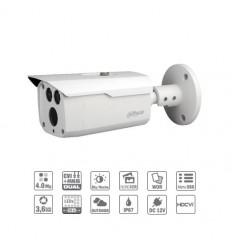 Camara de vigilancia Tubular HDCVI 4M DN WDR IR80m 3.6mm IP67 CFEX-HAC-HFW2401D