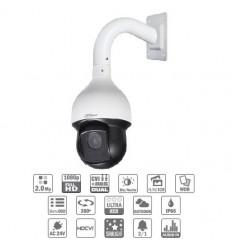 Camara de vigilancia exterior Domo PTZ HDCVI 2M 1080P DN ICR WDR IR150m 25X 3D IP66 CFEX-SD59225I-HC