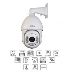 Camara de vigilancia Domo exterior PTZ HDCVI 2M 1080P DN ICR WDR IR100m 30X 3D IP66 CFEX-SD6C230I-HC