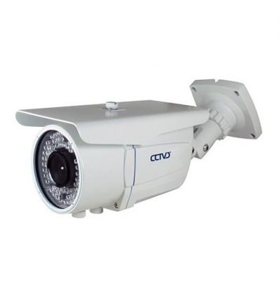 Camara de vigilancia para exteriores con zoom manual for Camara vigilancia exterior