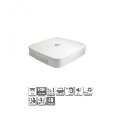 DVR 5EN1 8ch 1080P@12ips +4IP 5MP 1HDMI 1HDD XVR5108C