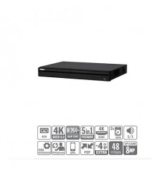 DVR 5EN1 8ch 4K@6ips +4IP 8MP 1HDMI 2HDD XVR5208AN-4KL