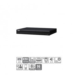DVR 5EN1 16ch 1080P@25ips +8IP 5MP 1HDMI 1HDD