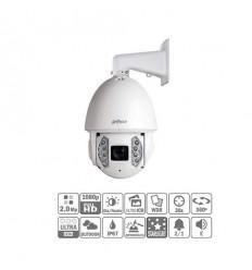 Domo PTZ HDCVI 2M 1080P DN ICR WDR Starlight IR200m 30X 3D V.A. IP67 IK10 AUDIO SD6AE230IA-HC-S2