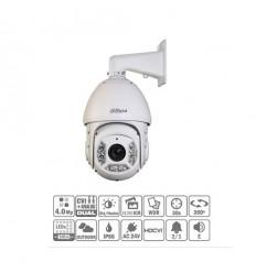 Domo PTZ HDCVI 4M DN ICR WDR IR100m 30X 3D IP66 AUDIO SD6C430I-HC