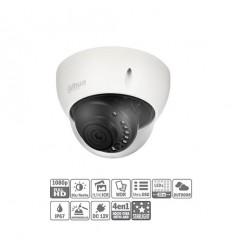 Domo HDCVI 4EN1 2M 1080P DN ICR WDR Starlight IR30m 0Lux 2.8mm IP67 IK10 HAC-HDBW2231E-0280B