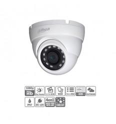 Domo HDCVI 4EN1 2M 1080P DN ICR WDR Starlight IR30m 0Lux 2.8mm IP67 HAC-HDW2231M-0280B
