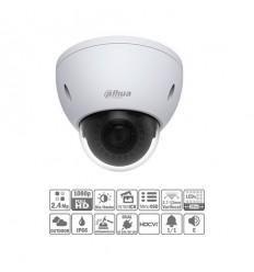 Domo HDCVI 2M 1080P DN ICR IR30m 0Lux 2.7-12AI VFM IP66 IK10 Audio Alarma Dual HAC-HDBW3220E-Z