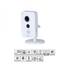 Camara de vigilancia Cubo IP 3M DN IR10m 2.8mm Wifi PIR Audio SD E/S