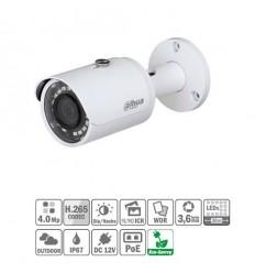 Tubular IP H265 4M QHD DN SMART WDR IR30m 3.6mm IP67 PoE IPC-HFW4431S