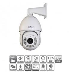 Domo PTZ IP 2M DN H265 WDR Ultra DNR Starlight IR150m 30x 3D IP66  SD6C230U-HNI