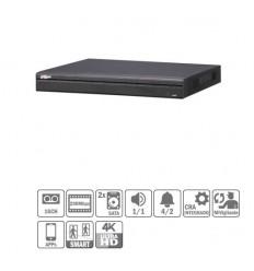 NVR 16ch 200Mbps 4K H265 HDMI 2HDD E/S NVR4216-4KS2