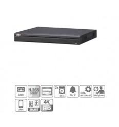 NVR 32ch 200Mbps 4K H265 HDMI 2HDD E/S NVR4232-4KS2