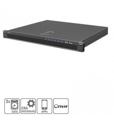 Manager 200 dispositivos Dahua 300Mbps H264 3HDD 2.5 DSS4004