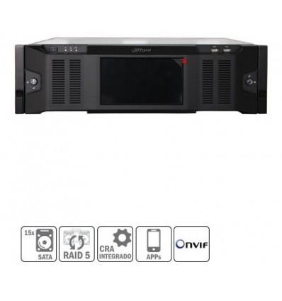 Manager 500 dispositivos Dahua 700Mbps H264 15HDD DSS7016D