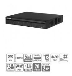 DVR 5EN1 4ch 1080N/720P@25ips +1IP 2MP 1HDMI 1HDD XVR4104HS-S2