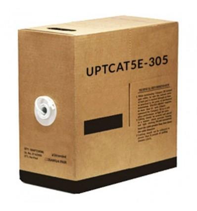 Rollo 305mts Cable UTP CAT5e UTPCAT5E-305