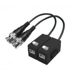 Kit Conversor UTP Vídeo para HDCVI/TVI/AHD/CVBS hasta 1080P  PFM800-E