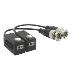 Kit Conversor UTP Vídeo para HDCVI/TVI/AHD/CVBS hasta 4MP PFM800-4MP