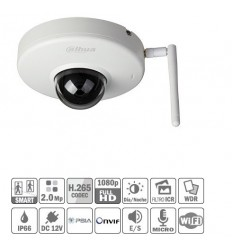 Domo PT IP 2M H265 Wifi DN ICR WDR Starlight 3.6mm 3D IP66 IK08 PoE AUDIO MIC SD12200T-GN-W