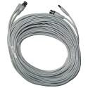 Cable para camaras de vigilancia 10 metros ofex-1048