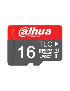 Tarjeta MicroSD Dahua de 16GB.