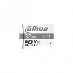 Tarjeta MicroSD Dahua de 32GB.