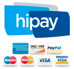 Pago mediante tarjeta de crédito/débito