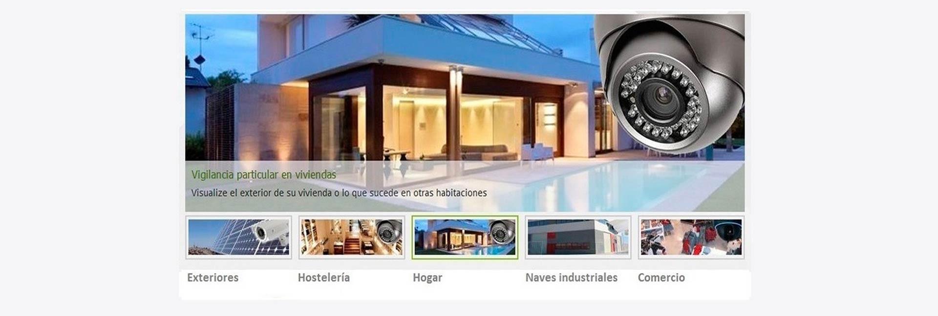 Comprar kits de camaras para hogar wifi y viviendas HD IP online. Tienda de camaras de seguridad para casa y hogar